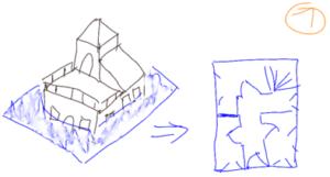 TAK4D - 4D maze - 3Dhouse floor 1