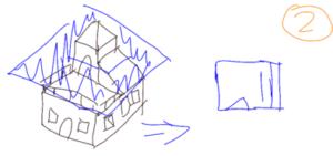 TAK4D - 4D maze - 3D house floor 2