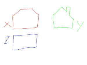 TAK4D - 4D maze - 3D projection